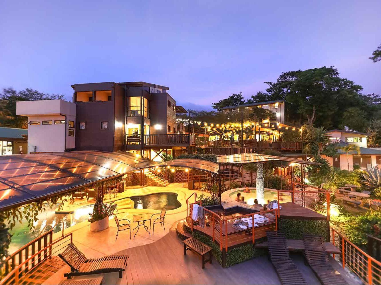 Hotel Poco a Poco - Pure Trek Costa Rica