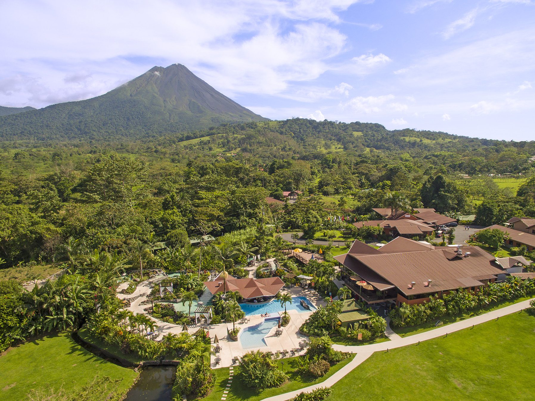 Hotel Arenal Springs Resort and Spa- Pure Trek Costa Rica