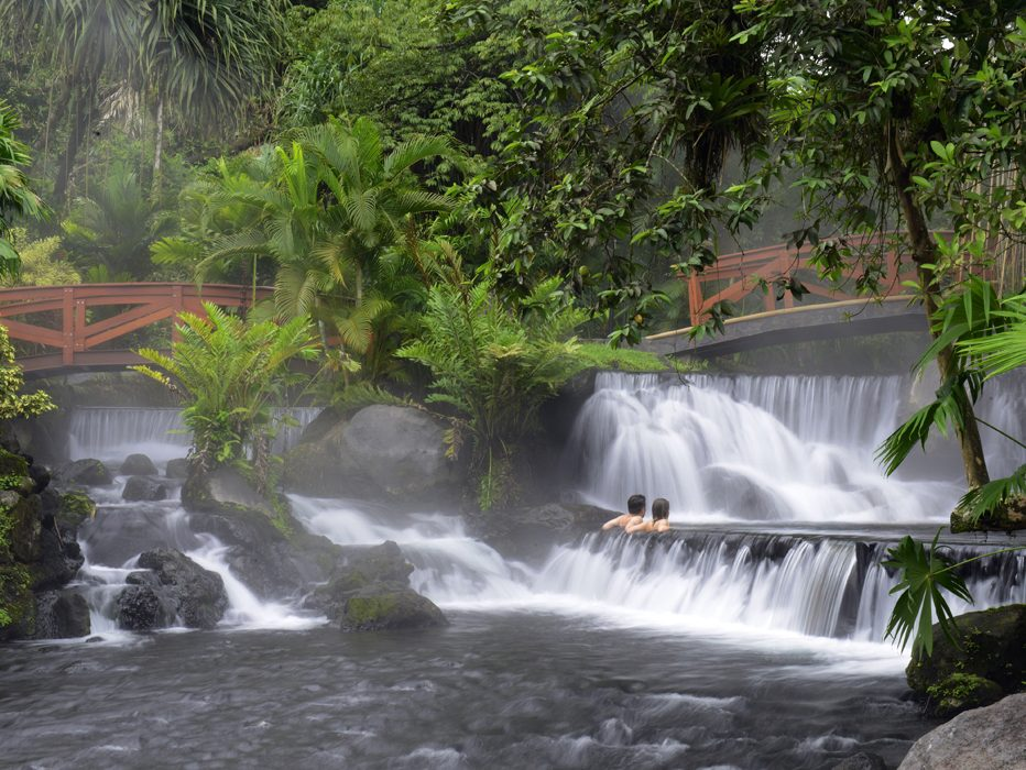 Tabacon Grand Spa Thermal Resort - Pure Trek Costa Rica