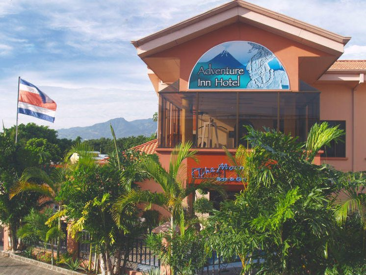 Adventure Inn Hotel - Pure Trek Costa Rica